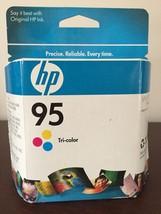 95 TRI COLOR ink HP PhotoSmart D5069 D5065 D5060 D4180 printer scanner c... - $19.75