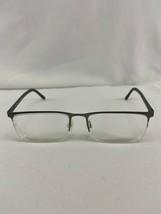 Polo Ralph Lauren PH1150 9278 Eyeglasses Frame 55-18-145 Silver Navy Matte  - $29.69