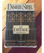 Original DANIELLE STEEL The Cottage 6 Cassette Audio Book 201 Tape - $7.69