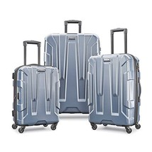 Samsonite Centric Expandable Hardside Luggage Set with Spinner Wheels, 20/24/28  - $322.33