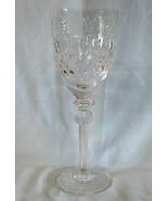 "Rogaska Gallia Tall Water Goblet Glass 9 1/4"" - $39.49"