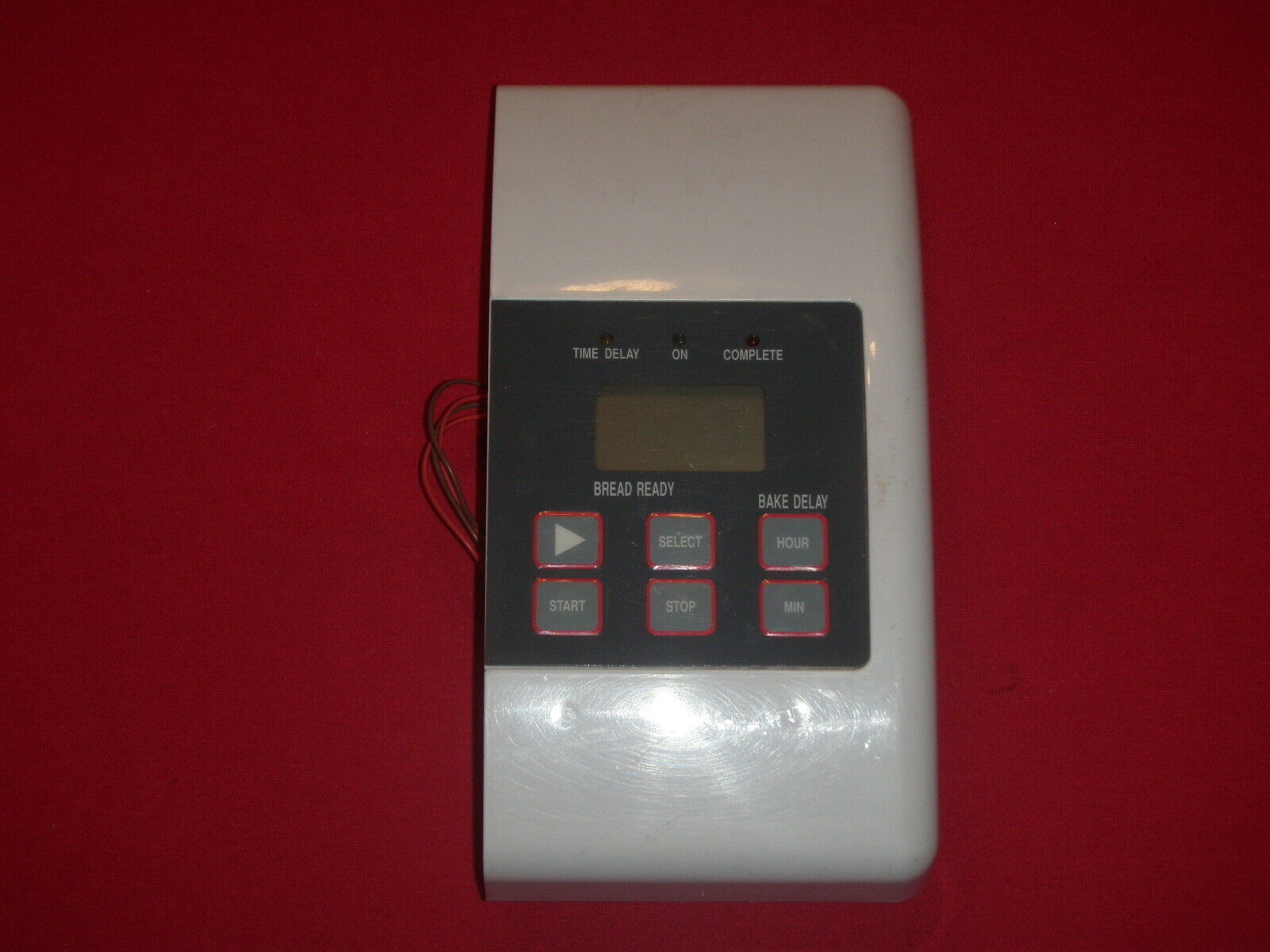 Primary image for Oster Sunbeam Bread Machine Control Panel and PCB for Model 5812 Style BM-100