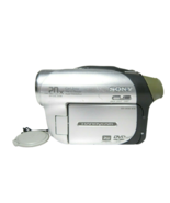 Sony DCR-DVD92 DVD Handycam Camcorder ( For Parts or Repair )  - $11.29