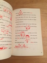 Vintage 50s Cub Scout 3 book set: Wolf, Lion, Bear (used) image 7