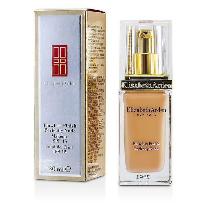 Primary image for Elizabeth Arden Flawless Finish Perfectly Nude Broad Spectrum SPF 15 Amber New