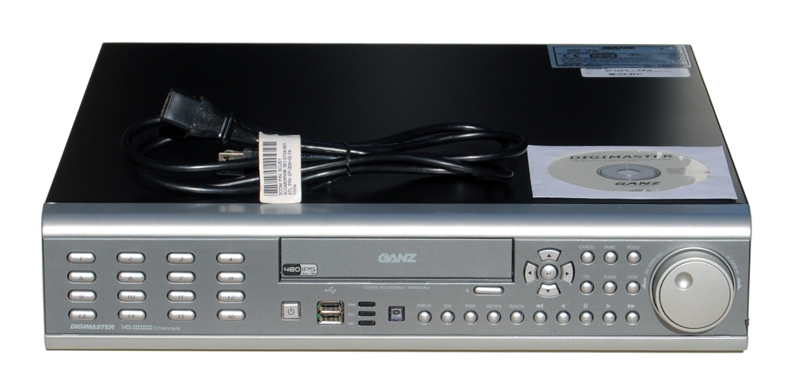 ganz digimaster dr16nd 16 channel cctv and 50 similar items rh bonanza com Ganz DVR Tech Support Ganz DVR Tech Support
