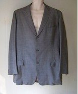 Hickey Freeman 50s 3 button jacket 48 xtra long - $24.50