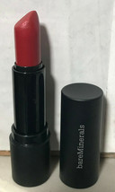 BareMinerals Statement Luxe Shine Lipstick, Hustler 0.12 oz - USED ONCE ... - $12.60