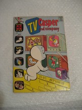 TV CASPER AND COMPANY, giant size vol 1 #6 very fine 1964 - $27.99