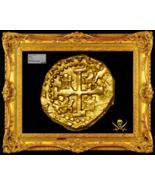 """PERU 1698 2 ESCUDOS NGC 62 CUZCO """"1715 FLEET"""" SHIPWRECK GOLD COB DOUBLOO... - $14,450.00"""