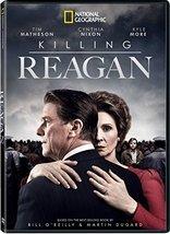 Killing Reagan (2017) DVD