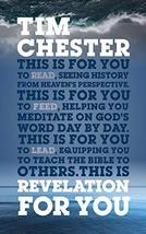 Revelation For You (God's Word For You) [Hardcover] Tim Chester - $12.82