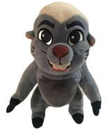 "DISNEY Lion Guard BUNGA HONEY BADGER 10"" Plush Stuffed Animal Blue & White - $14.27"