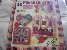 Punch Quilting Book - $8.00