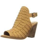 Jessica Simpson Celinna Woven Peep Toe Slingback Shooties, Sizes 6-10 Ho... - $79.95