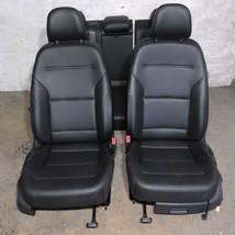 2015-2019 Mk7 Vw Golf Gti 4 Door Pleather Heated Seats Front Rear Bench ... - $836.55