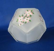 Westmoreland Glass, Geometric, Dogwood, Tea Light, 806-1 - $14.00