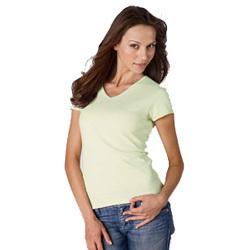 New 12 Bella V-NECK Color LADIES T-Shirt XXL BULK LOT Bella