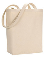 24 Canvas TOTE BAGS Craft Supplies JUMBO TOTE BAG - $154.16