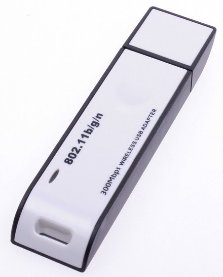 Primary image for 300 Mbps USB Wireless Adapter Wifi 802.11 n g b LAN Card for Desktop Laptop PC