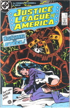Justice League of America Comic Book #255 DC Comics 1986 VERY FINE+ - $3.50