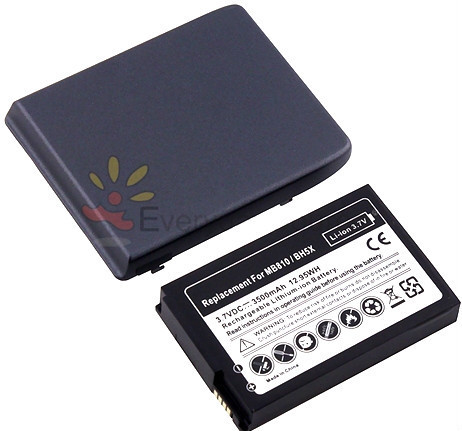 Primary image for 3500 MAH Extended Battery with back Cover for Motorola Droid X MB810 android new