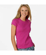6 NEW Bella LADIES BABY DOLL TEES Womens T-Shir... - $45.83