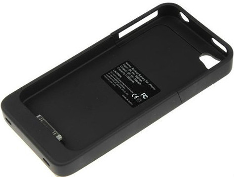 Primary image for Black External Backup Battery Charger Case For Verizon at&t gsm Iphone 4 4G 4S