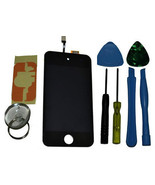 Full Glass LCD Touch Screen Digitizer Replacement for IPOD TOUCH 4 4TH G... - $32.99