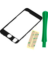 Glass LCD screen FRAME Bezel replacement with tool kit for IPOD TOUCH 3R... - $11.99