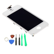 LCD Digitizer Glass Screen Assembly Replacement for GSM AT&T ATT white i... - $44.99