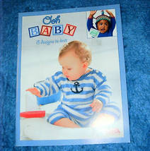 Ooh Baby 8 Designs To Knit For Babies Leisure Arts - $5.50