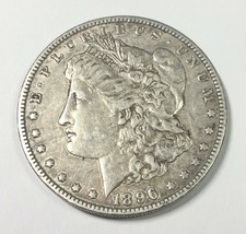 1896 O Morgan Dollar Pleasing Circulated Original Grey Colouration Bette... - $73.71