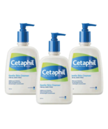Cetaphil Gentle Skin Cleanser 500ml x 3 (EXPRESS SHIPPING) - $77.16