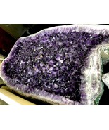 AMETHYST TABLE GEODE FROM BRAZIL CRYSTAL QUARTZ MINERAL STICKER $65,000 ... - $49,950.00