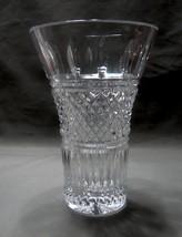 """Waterford Crystal ~ Irish Lace ~ 6"""" Flared Vase Vase  - $42.50"""