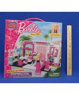 Barbie Mega Bloks Fashion Boutique Shop 107 Pieces ages 4 & up Build N S... - $16.92