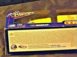 Yellow Dale Earnhardt Jr. #3 Die-Cast Collector Trailer Rig  AA19-NC8015 image 5