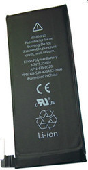 Primary image for Replacement internal battery for Iphone 4 4G 4TH A1349 A1332 616-0513 MC318LL/A