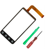 Touch Screen Glass Screen digitizer replacement for Sprint HTC Evo 3D PC... - $23.98