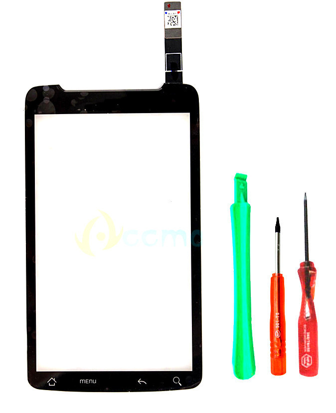 Touch Screen Glass digitizer Replacement for AT&T HTC Desire Z G2 A7272 phone for sale  USA