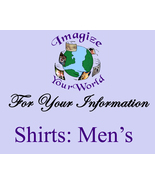 More INFO for the MEN'S T-SHIRTS I print (This is an INFORMATION Page ONLY) - $0.00