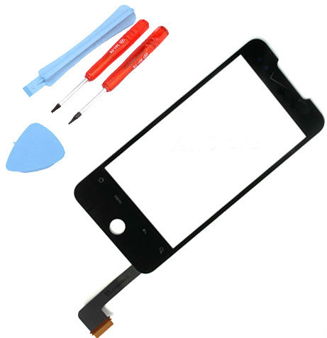 Primary image for Touch Screen Glass digitizer replacement for HTC DROID Incredible ADR6300 tool