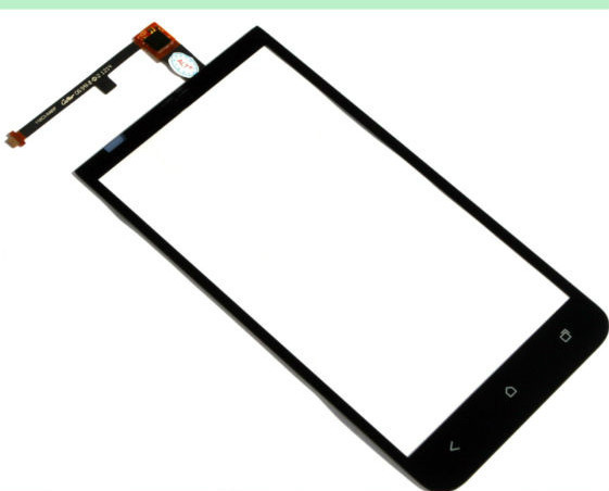 Primary image for Touch Screen Glass digitizer replacement PART for HTC Evo 4G LTE APX325CKT X720D
