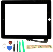 Touch Screen Glass screen Digitizer Replacement for Apple Ipad 3 3rd A14... - $58.99