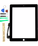Touch Screen Glass screen Digitizer Replacement for Ipad 4 4g A1460 A145... - $32.98