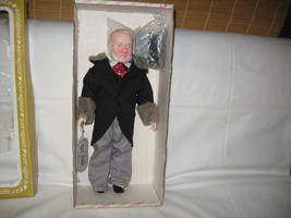 vintage 1980 effanbee wc fields centennial doll - $50.00