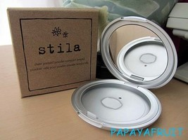 NIB Stila Sheer Pressed Powder Empty Refillable Compact - $17.82