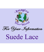More INFO for my SUEDE Lace / Cord Jewelry  (This is an INFORMATION Page... - $0.00