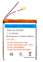 new Replacement battery for ipod touch 1 first 1st gen MA623LL/A A1213 M... - $15.71